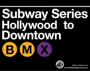 4130 Subway Series - Free BMX Ride